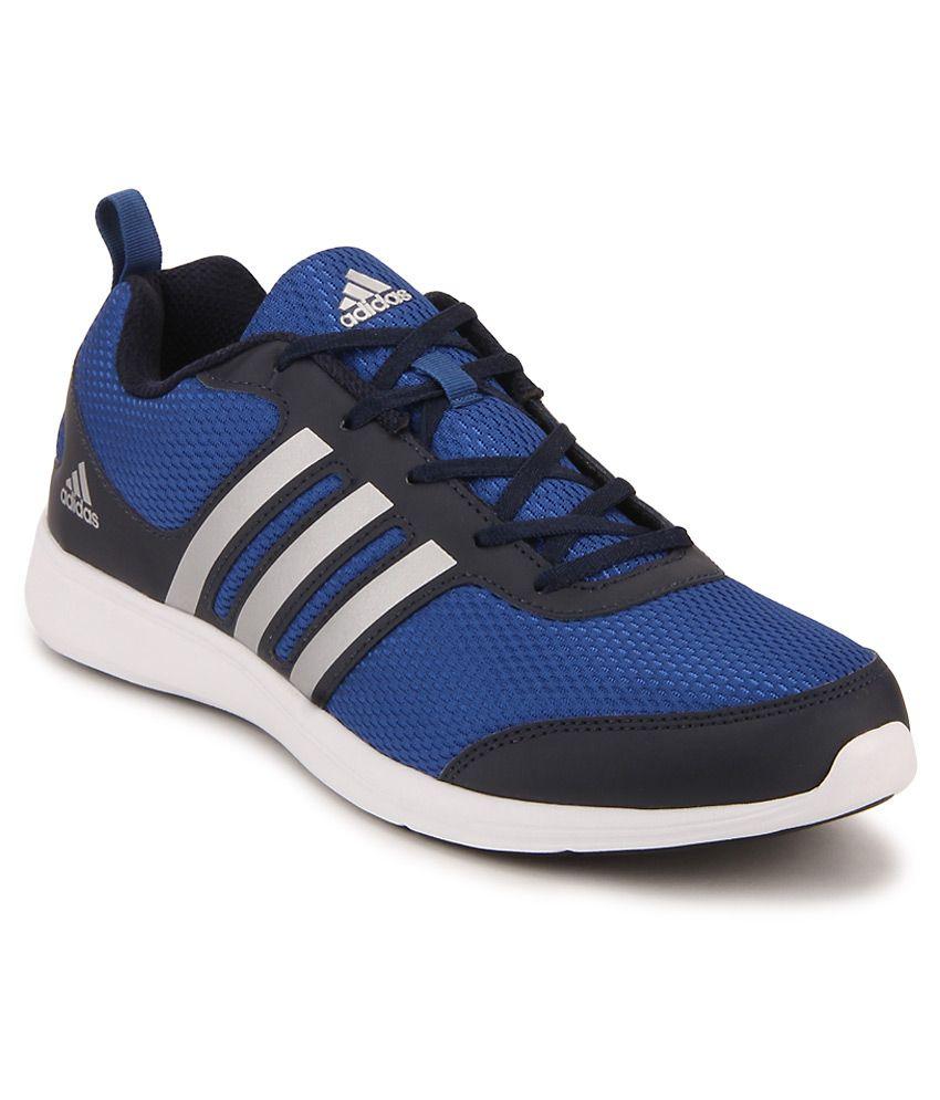 Adidas Yking Blue Running Sports Shoes - Buy Adidas Yking