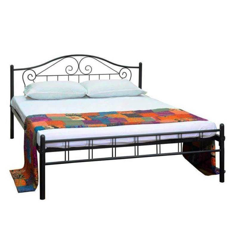 Furniturekraft rob queen size bed buy furniturekraft rob queen size bed online at best prices Mattress queen size