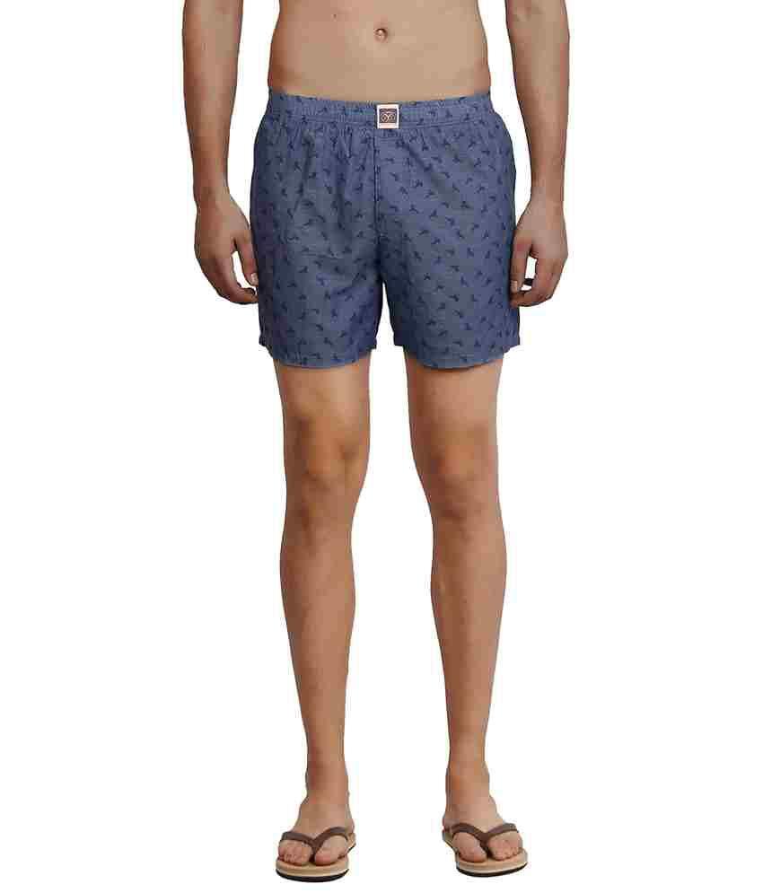 California Club Blue Shorts
