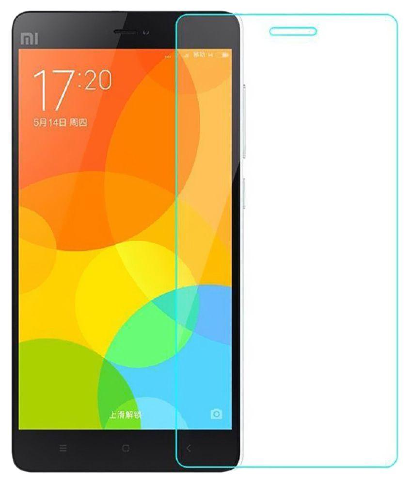 Trio Tempered Screen Guard for Xiaomi Mi 4