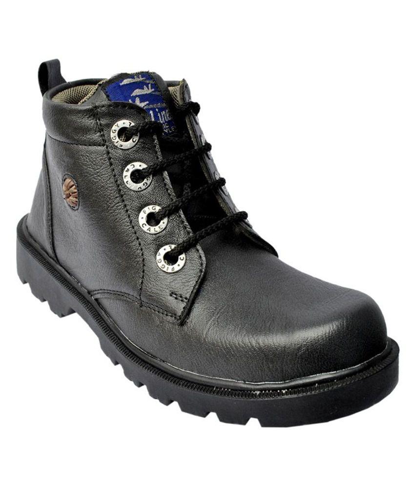 JT Black Boots