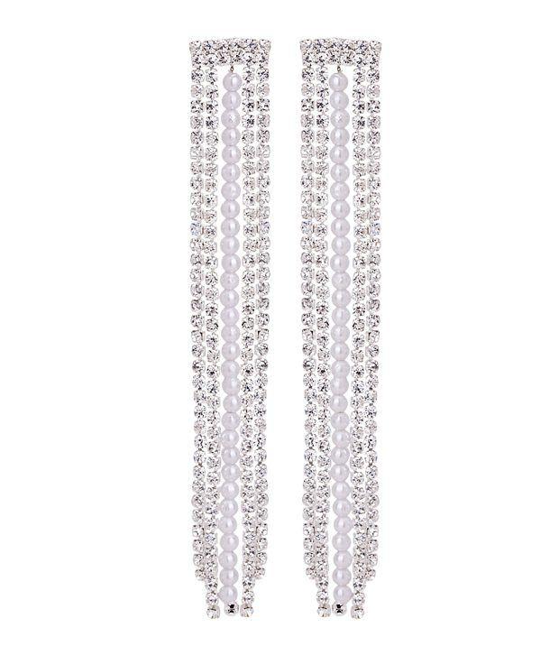 Gordon White Antique Silver Alloy Hangings