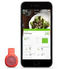 Jawbone UP Move Red Fitness Tracker
