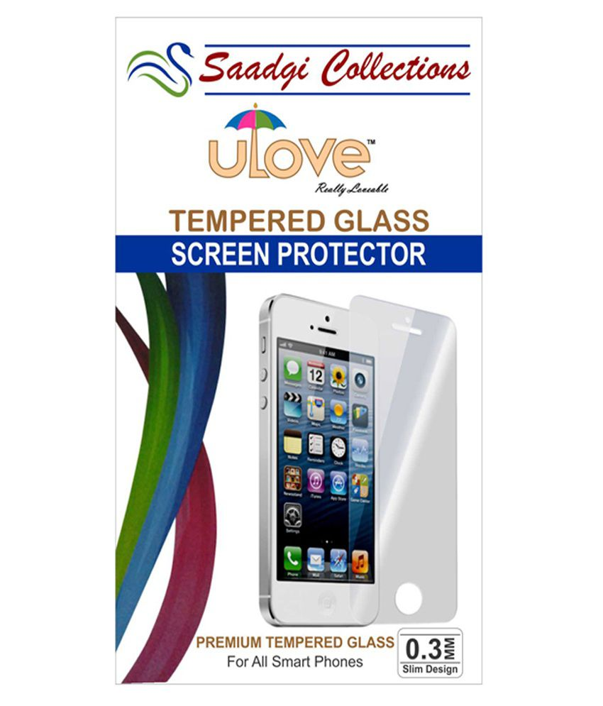 Samsung Galaxy J2 - Tempered Glass Screen Guard by Saadgi Collections