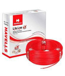 Havells PVC Insulated Core Cable - 6MM