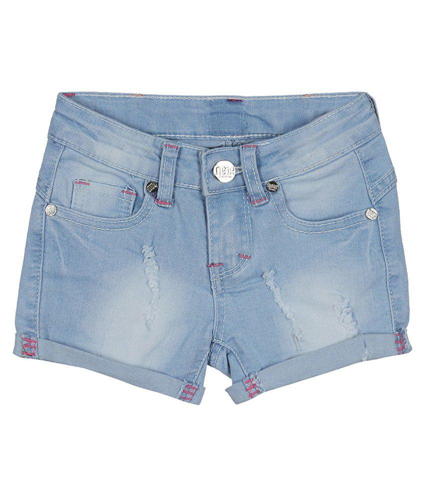 Lilliput Blue Shorts