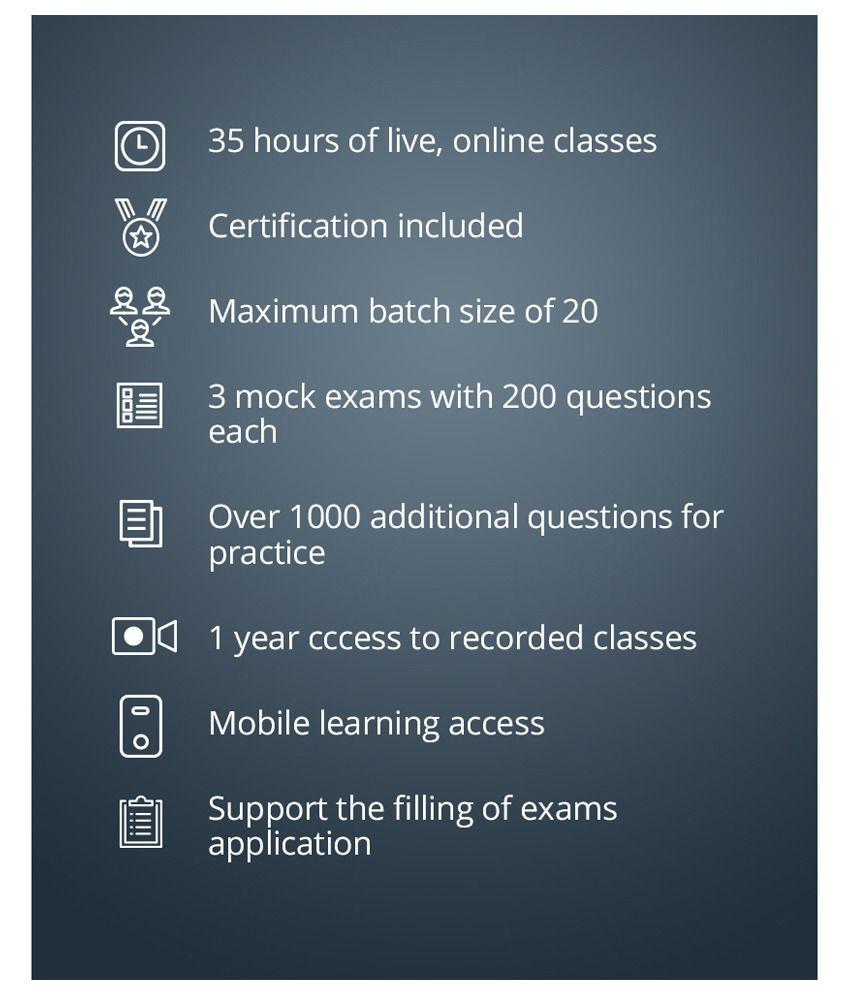 Wiziq Project Management Professional Pmp Pmbok 5 Certification