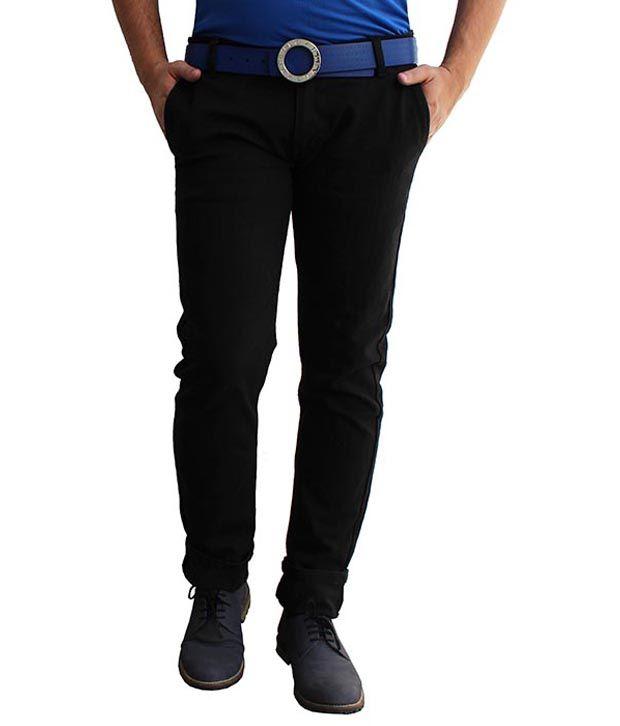 Ben Carter Black Slim Jeans