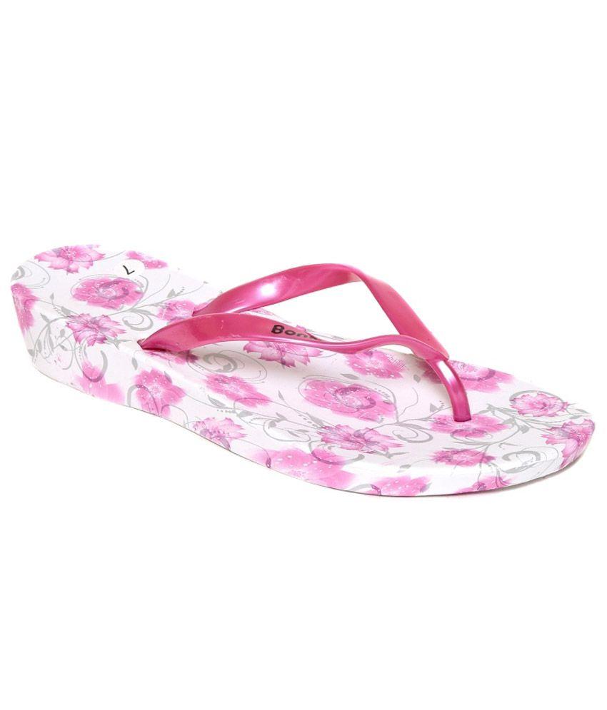 Bonkerz Pink Slippers