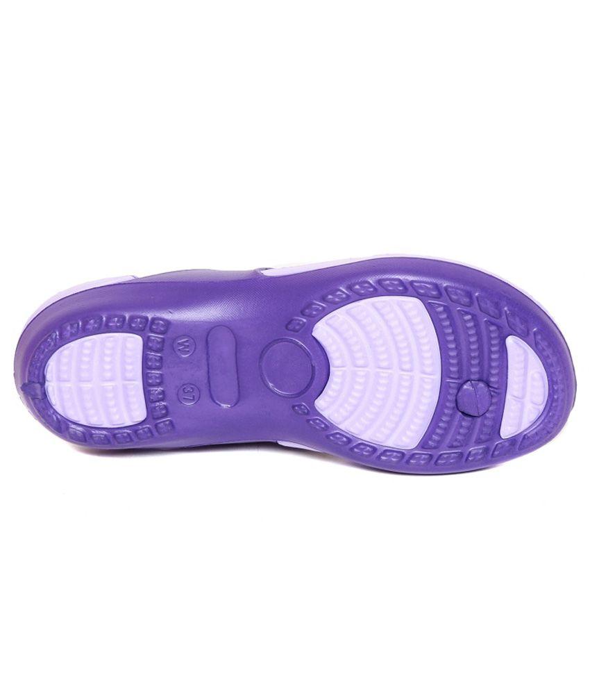 1804ddae266f Bonkerz Purple Slippers Price in India- Buy Bonkerz Purple Slippers ...