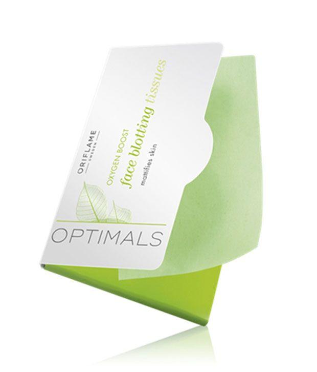 Optimals Face Blotting Tissues