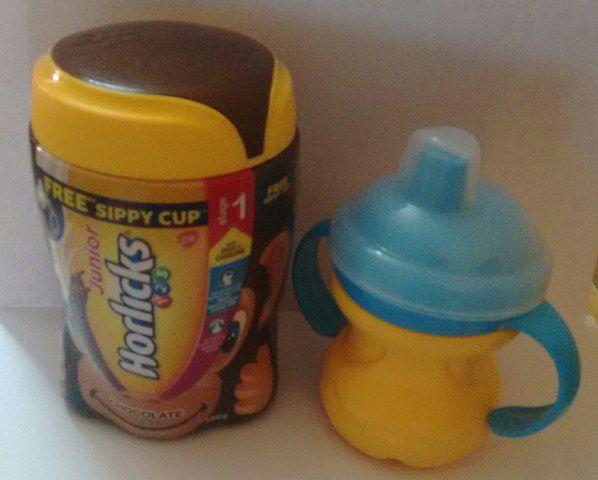 horlicks junior chocolate health drink 500 gm jar