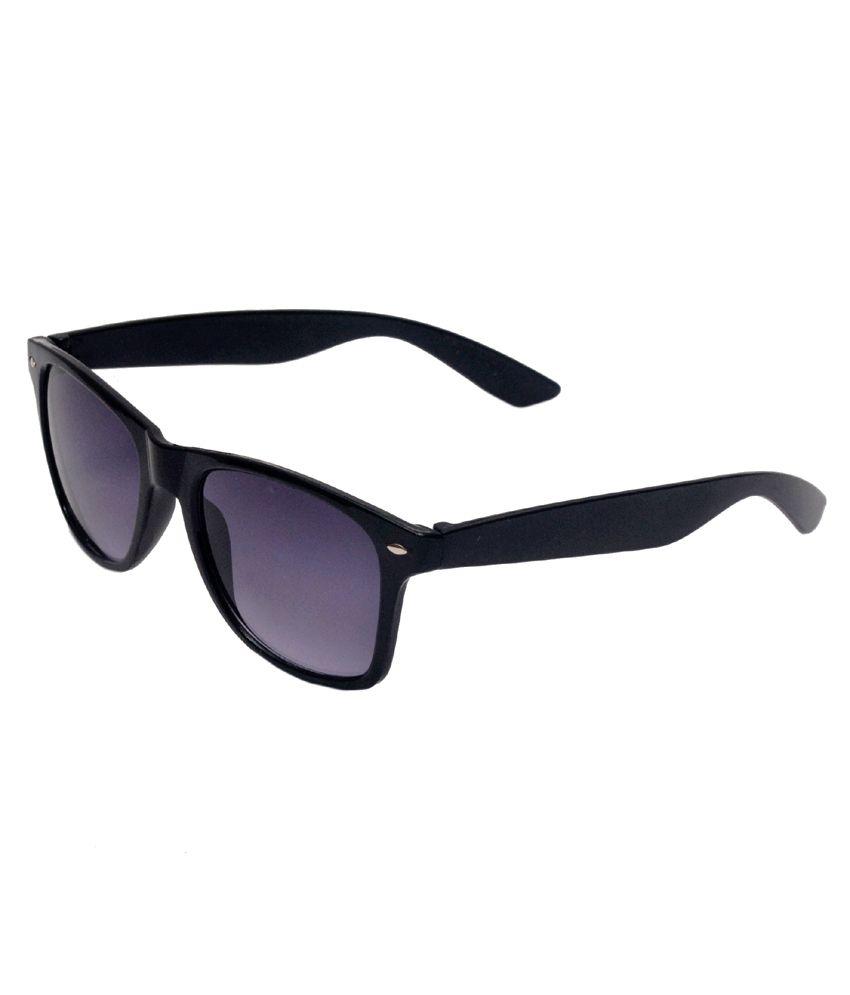 O-kely Purple Wayfarer Sunglasses
