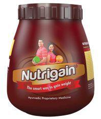 Ayurwin Nutrigain Plus Chocolate Flav