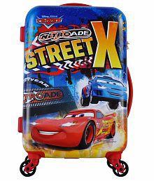Gamme Red Car Trolley Bag