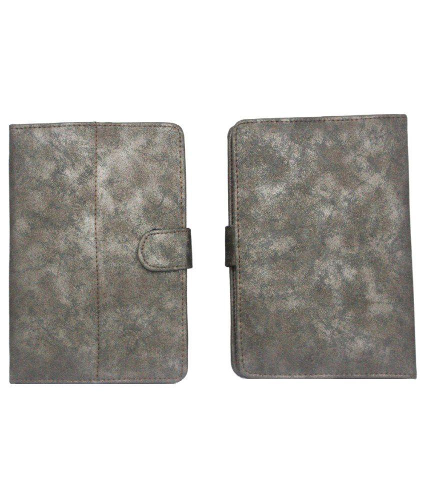 Jo Jo Flip Cover for Lenovo Tab 2 A7-20 Grey - Grey