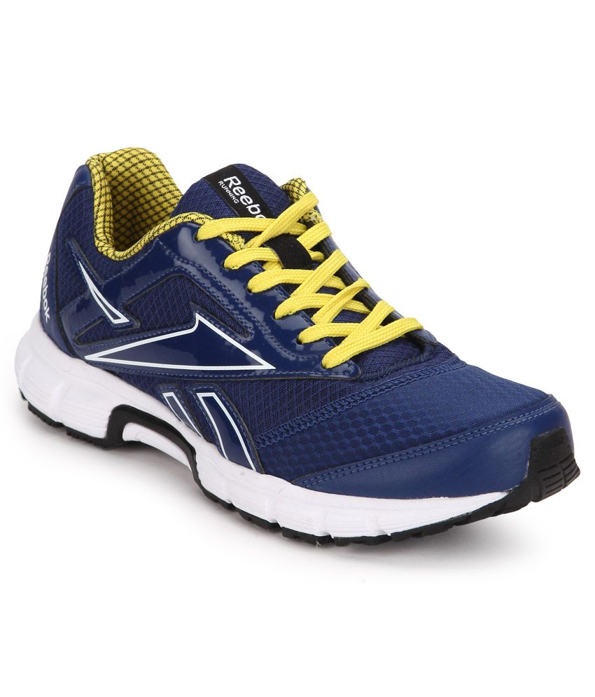 Reebok Hiking Shoes Blue