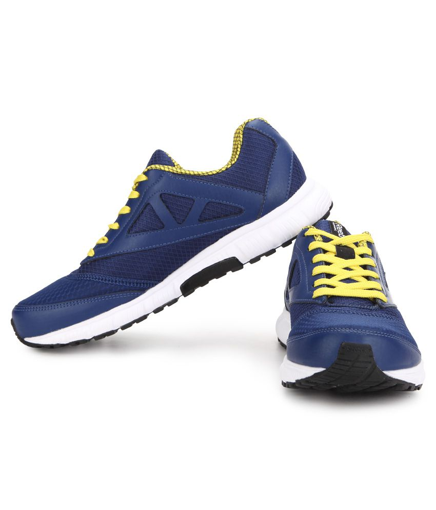 e8cbc5b82f0 Reebok Cruise Runner 2 Blue Running Sports Shoes - Buy Reebok Cruise ...