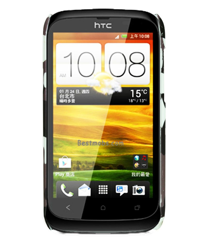 save off 42f6d 7ae4c HTC Desire U T327W Dual Sim Printed Covers by Heartly