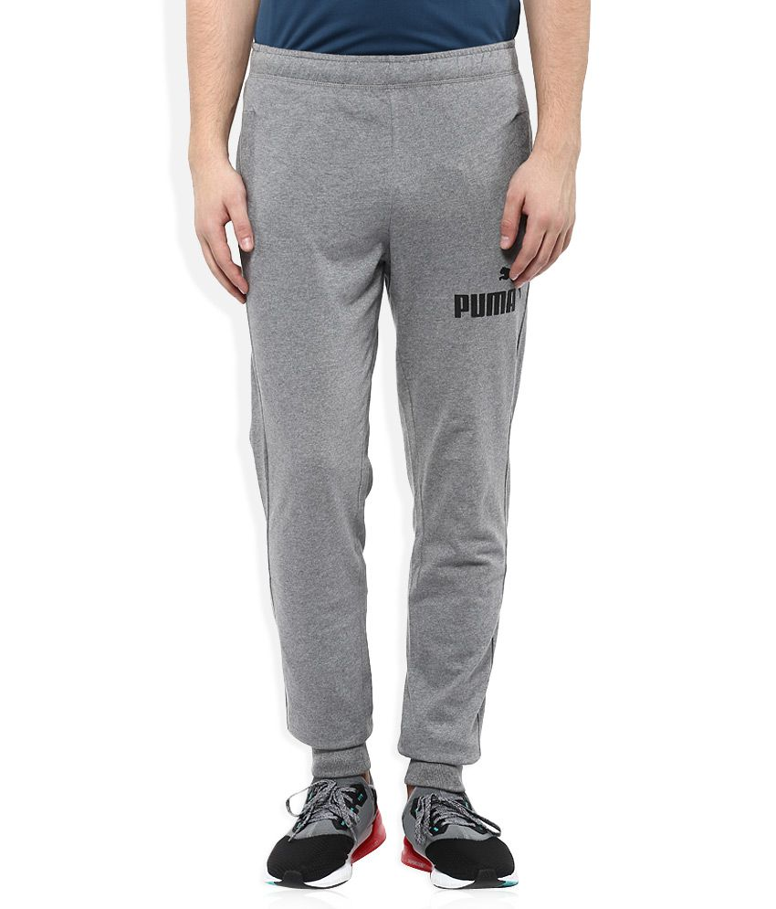 Puma Gray Trackpants