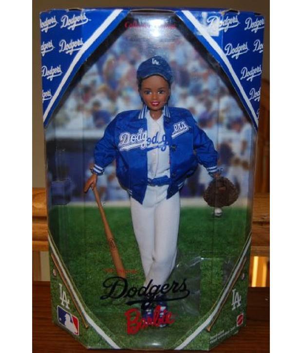 Barbie Los Angeles Dodgers (1999)