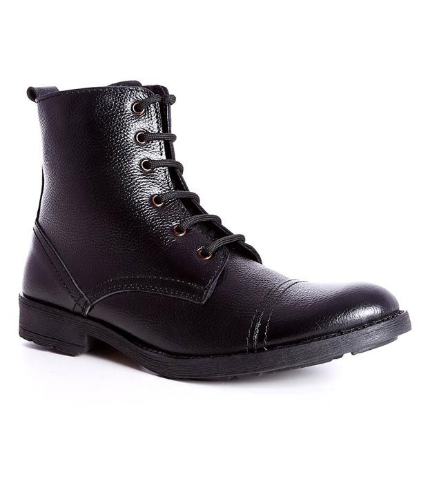 Boot Ease Black Boots