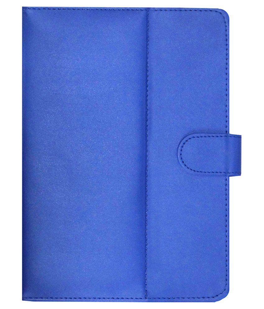 ACM Flip Cover For Baslate 7-6D-Blue