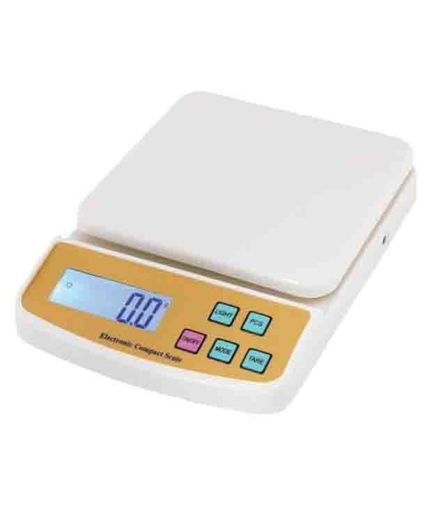 Best Kitchen Weighing Scale Brand In India