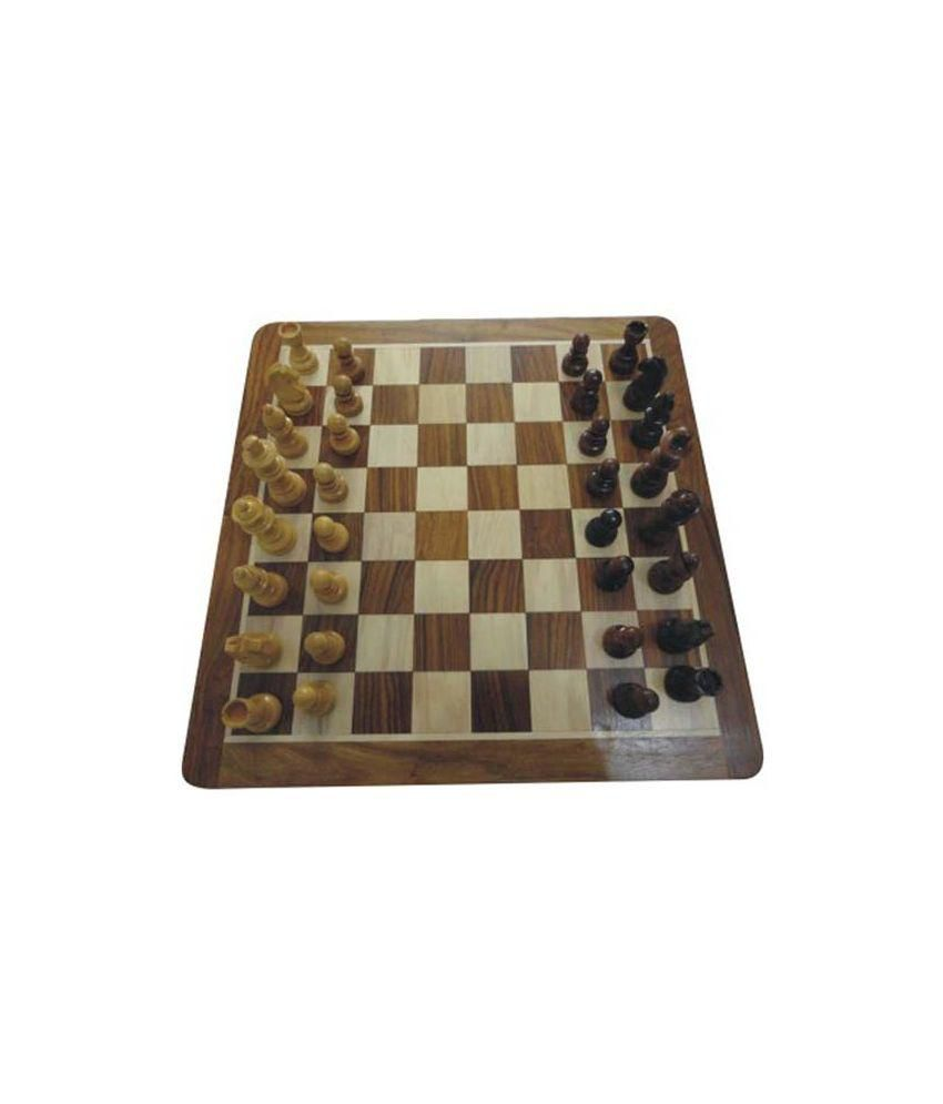 Vazeer And Sons Wooden Chess Board