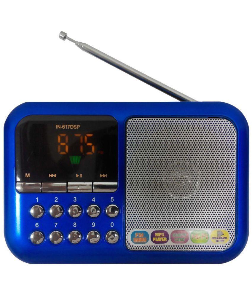 Sytixer IN617 Portable Speaker