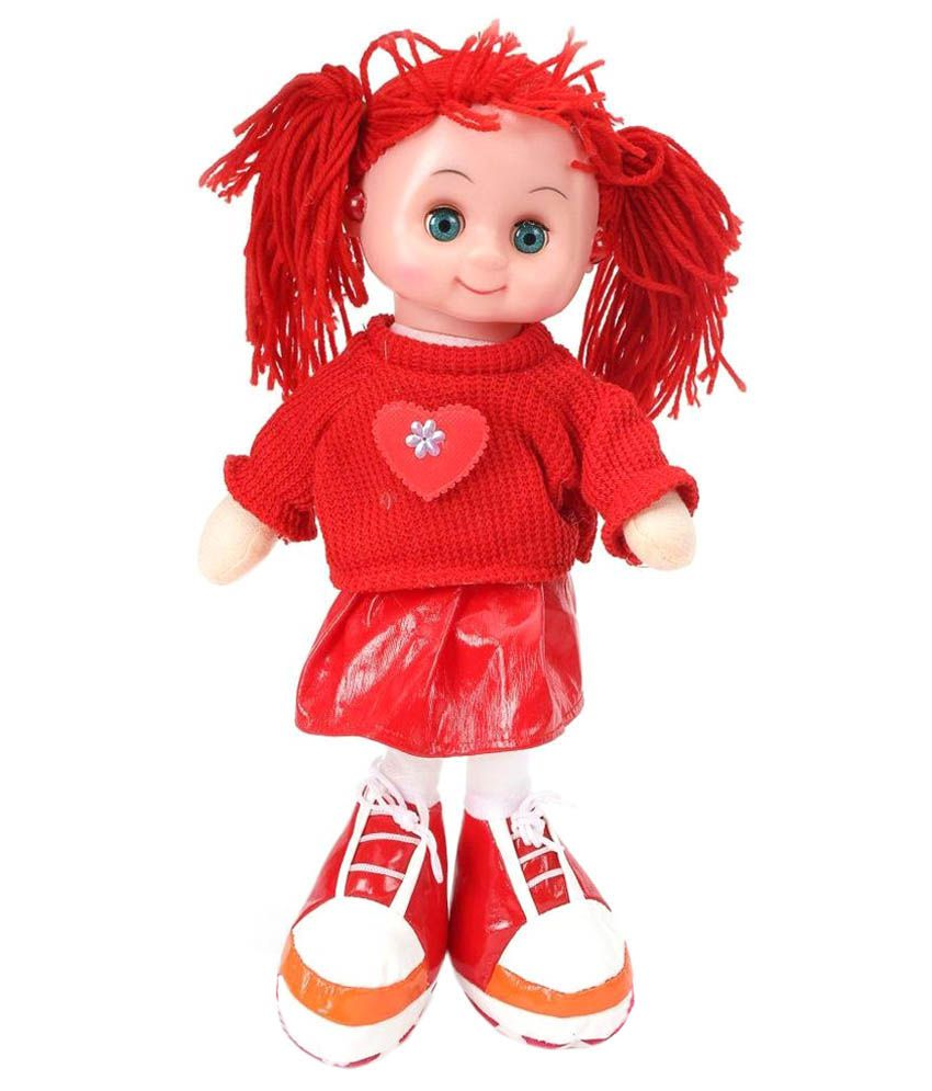 Gifts Online Gifts Online Red Musical Doll