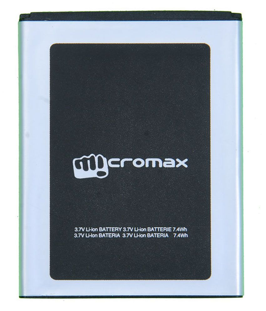 Micromax-A56-Battery