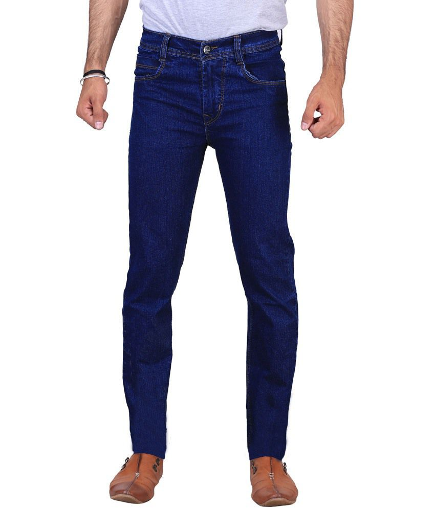 Ilbies Blue Slim Fit Basics Jeans