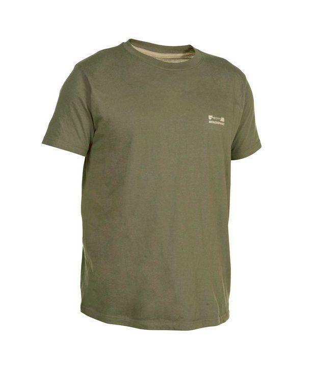 SOLOGNAC Steppe 100 T-Shirt