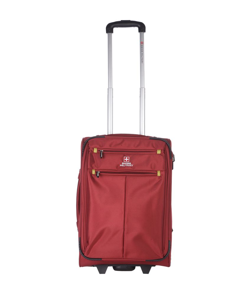 Swiss Military Small  Below 60 cm  2 Wheel Soft TL2   20 in Travel Luggage