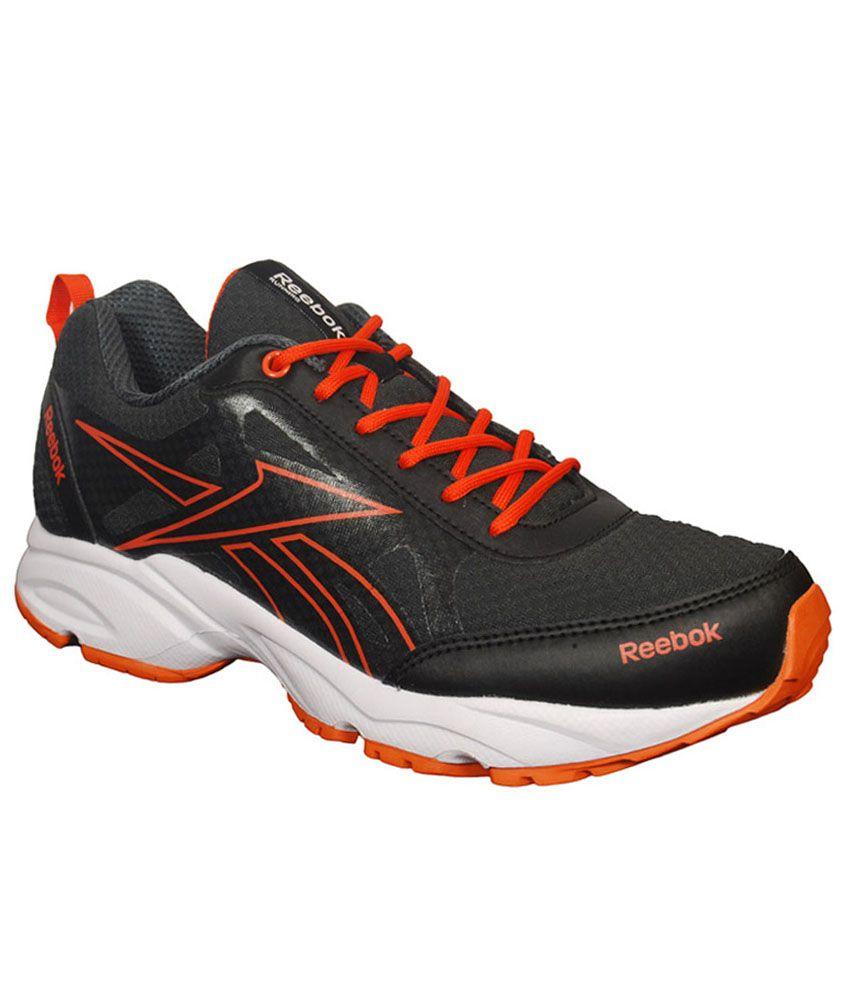 Reebok Top Runner 2.0 Black Sports Shoes