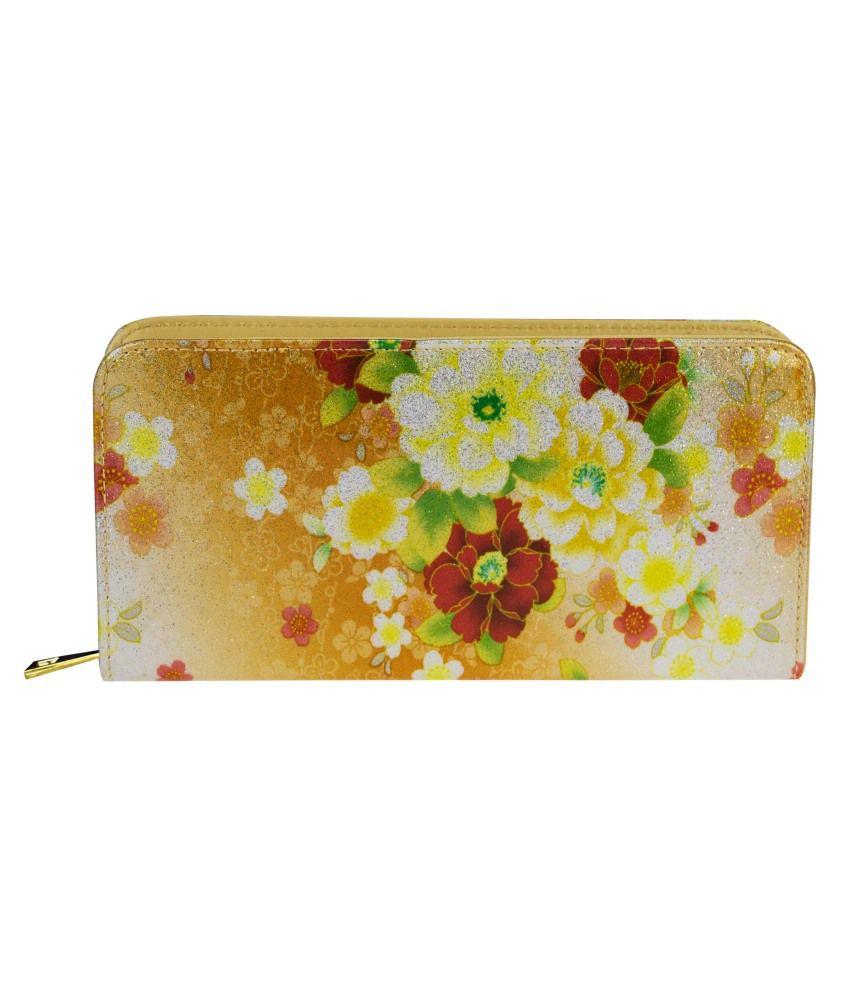 Zeva Multicolor Regular Wallet for Women