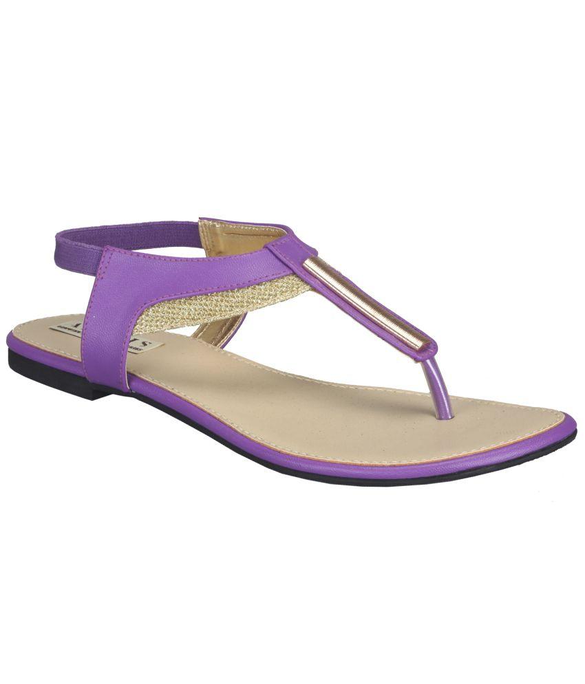 Adamis Purple Flats