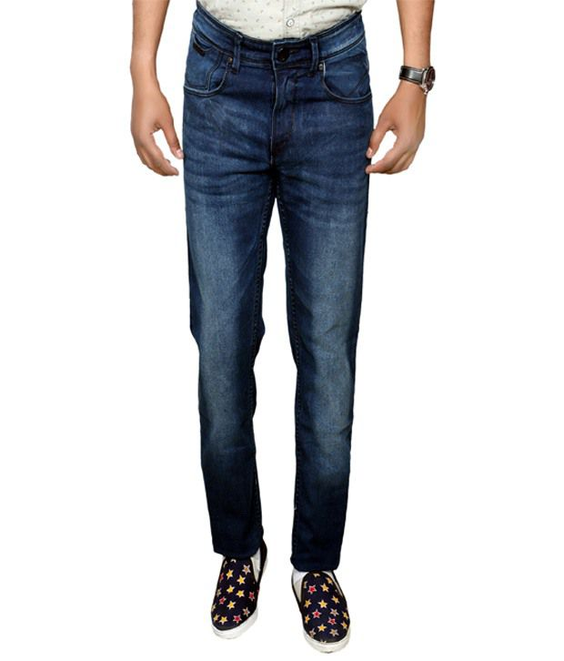 Levis Redloop Blue Slim Fit Jeans