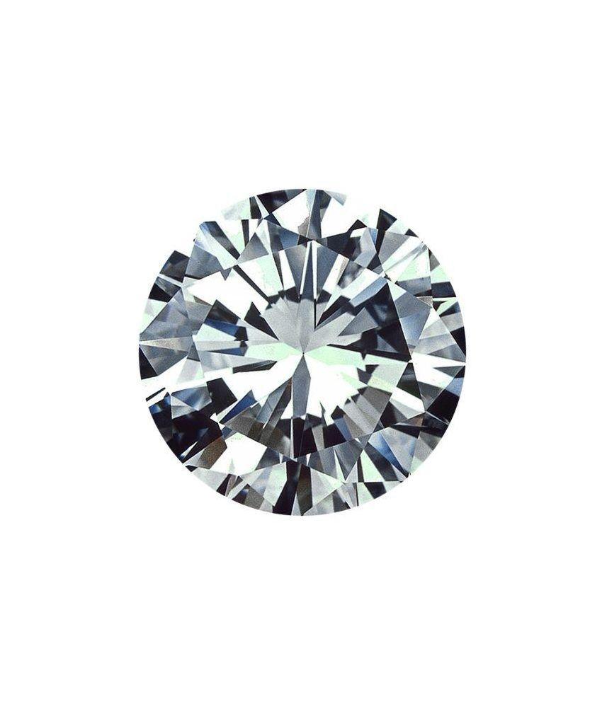 Vijay Vithaldas 0.26 Carat GIA Certified White Round Natural Loose Diamond.