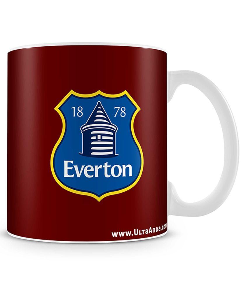Everton F.C. Red