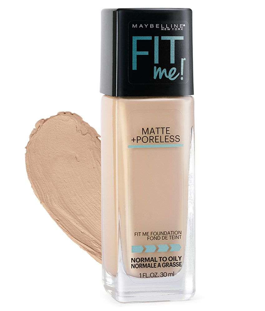 45b69cdd4a2 Maybelline New York Fit Me Foundation 115 Ivory 30 ml: Buy Maybelline New  York Fit Me Foundation 115 Ivory 30 ml at Best Prices in India - Snapdeal