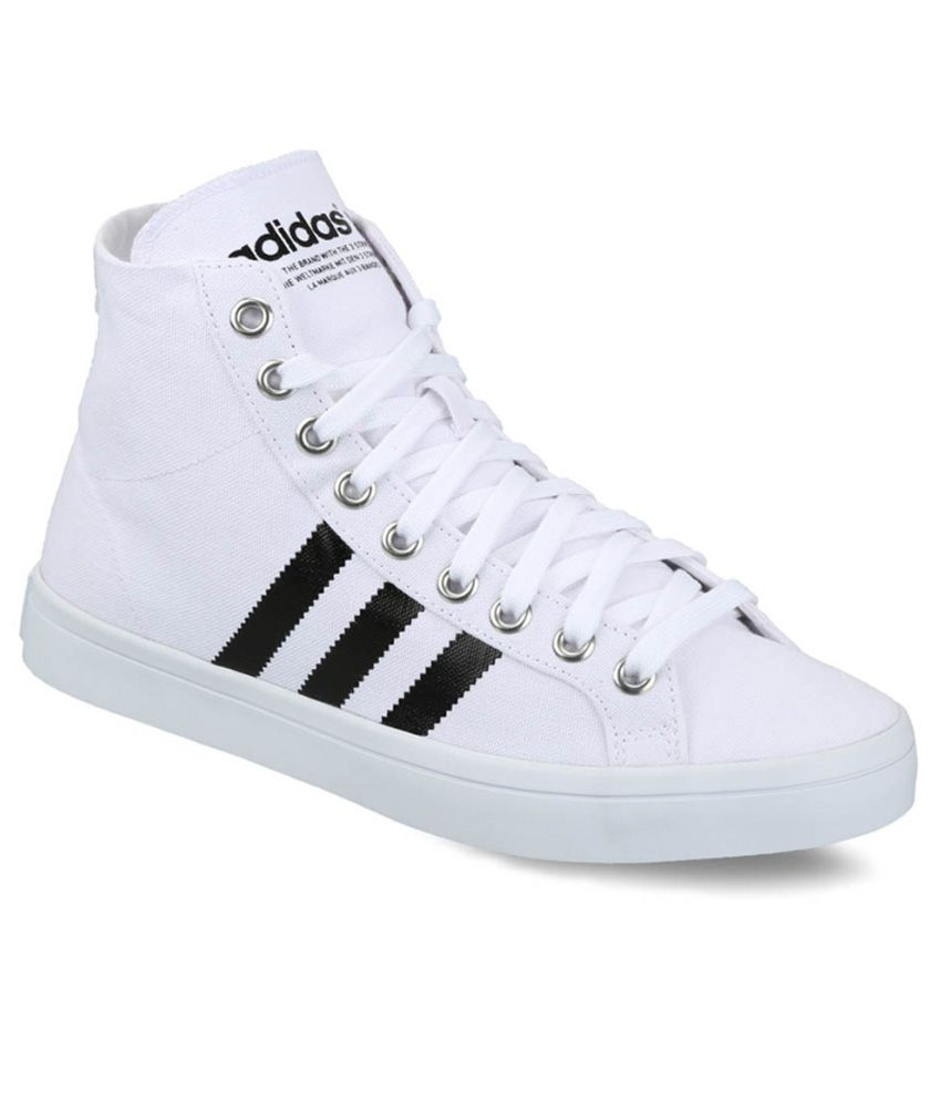 low priced 330a2 0edcf ADIDAS ORIGINALS COURT VANTAGE MID SHOES - Buy ADIDAS ORIGINALS COURT  VANTAGE MID SHOES Online at Best Prices in India on Snapdeal