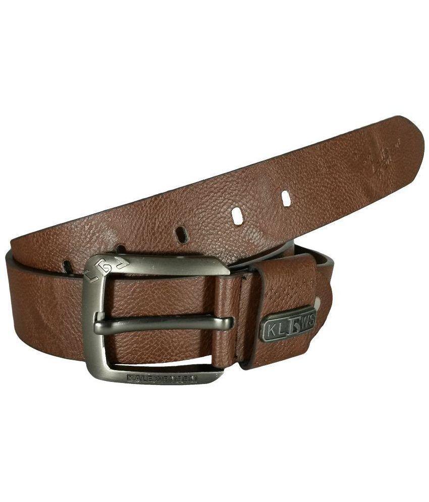 Kalewensen Brown belt