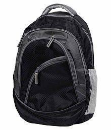 FIPPLE Black Canvas Laptop Bag For Acer Laptops