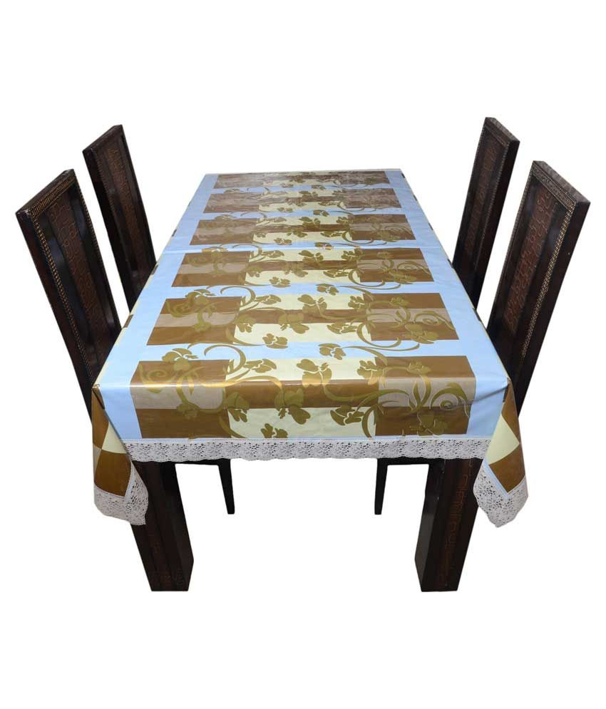 Decor Club Multicolor Table Cover