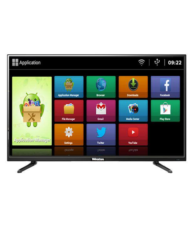 Weston WEL3200S 80 cm (32) HD Ready SMART LED Television