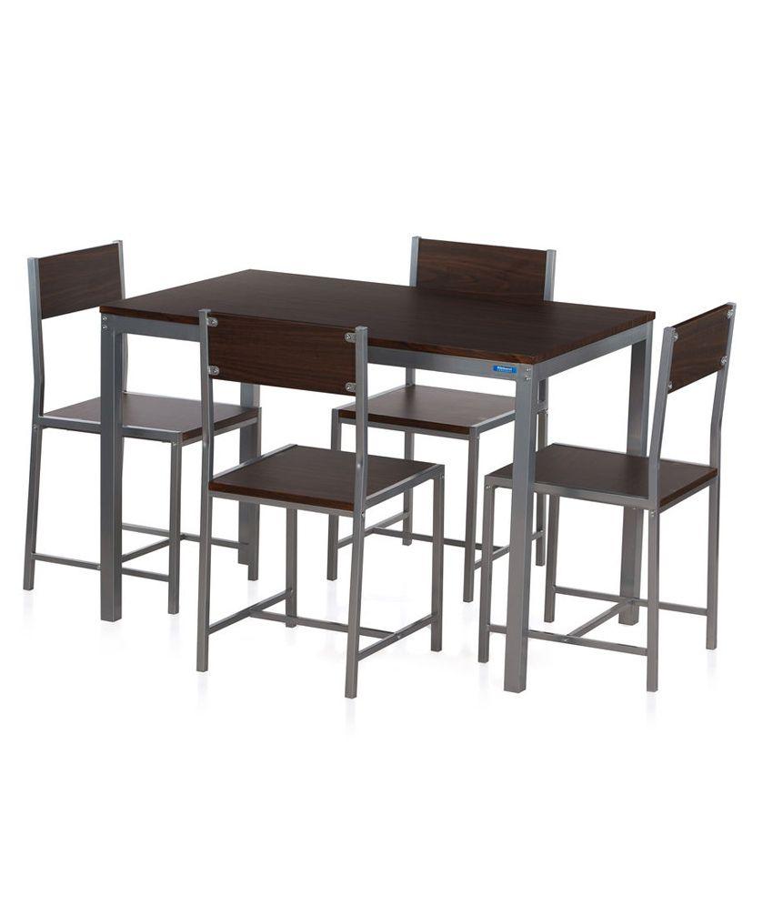 Nilkamal Wigo 1+ 4 Seater Dining Set