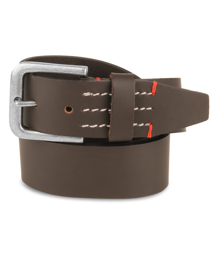 e7728e821a4 Celio Brown Casual Belt  Buy Online at Low Price in India - Snapdeal