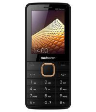 Karbonn K90 Below 256 MB Black